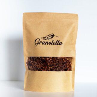 Granola de cacao y semillas